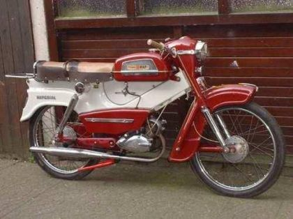 1961 Rap Imperial, Red