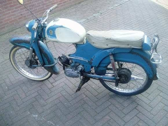 1960 Sachs, Pallas 3 speed