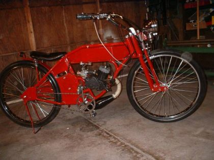 Imperial Motorbike, EAGLE 1
