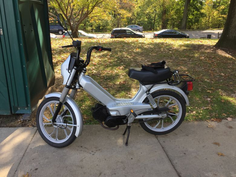 Moped photo for simon
