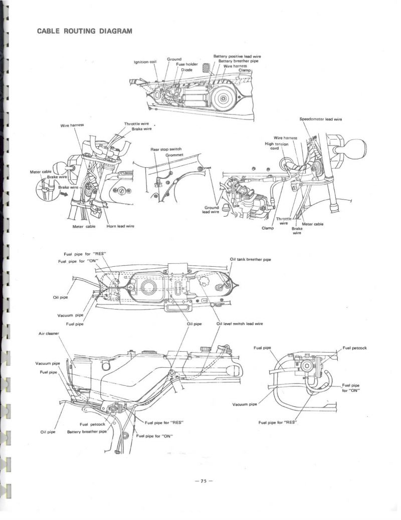 Brilliant Re Wtb Engine For 77 Yamaha Champ Lb80 3D Moped Army Wiring 101 Tzicihahutechinfo