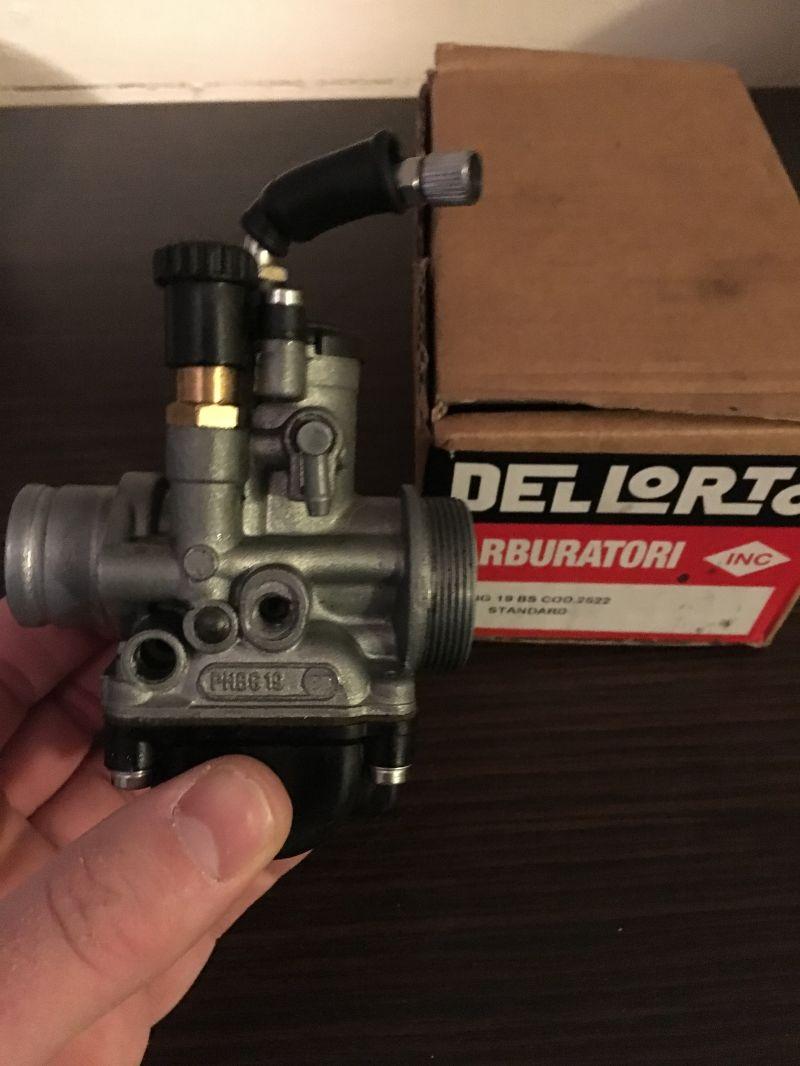 Dellorto PHBG 19mm — Moped Army