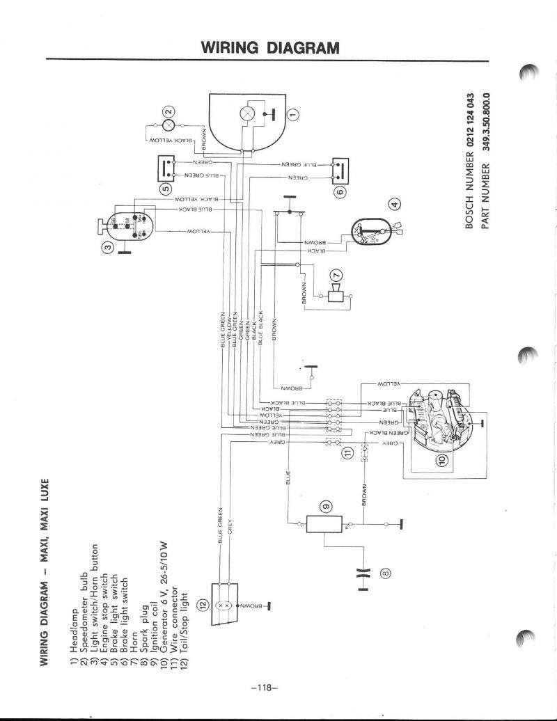 Puch Maxi Sputters And Backfires Low Power Moped Army Compression Test Engine Diagram Re