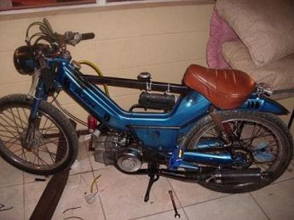 1980 Puch Maxi S