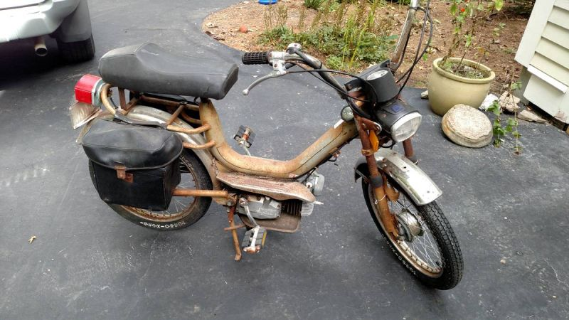 Minarelli V1 ignition coil for Safari Super Extra — Moped Army