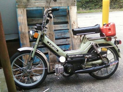 Puch Maxi Sport MKII