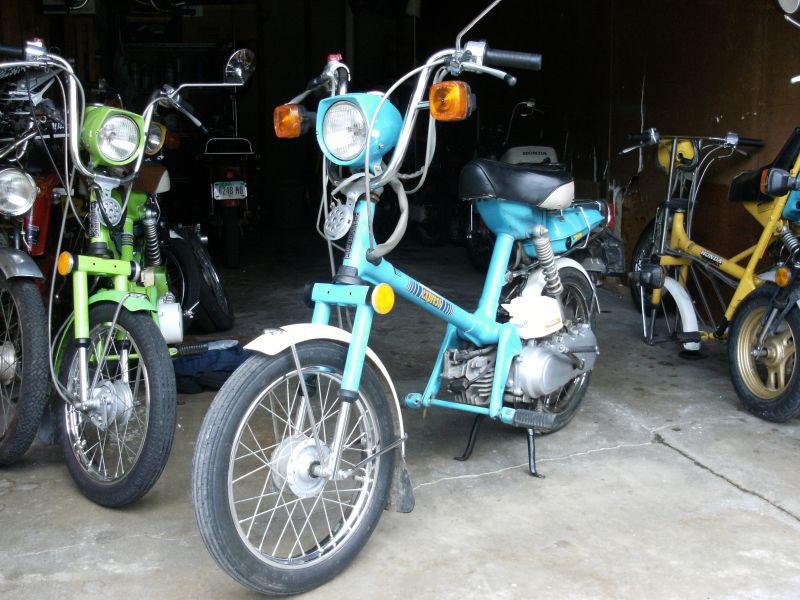 Re  Restoring Honda 1981 Nc50  U2014 Moped Army