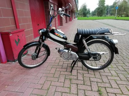 1956 Puch MS50, Fully restored by previous owner.