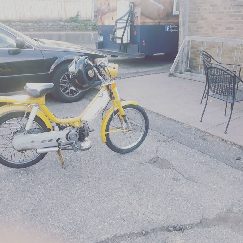 Moped photo for jammer11x