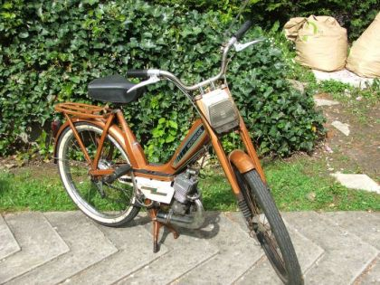 1967 Motobecane Cady, Brown