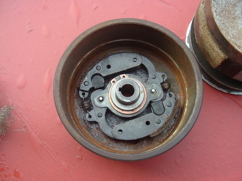 Vespa Grande starter clutch not engaging, revisited — Moped Army