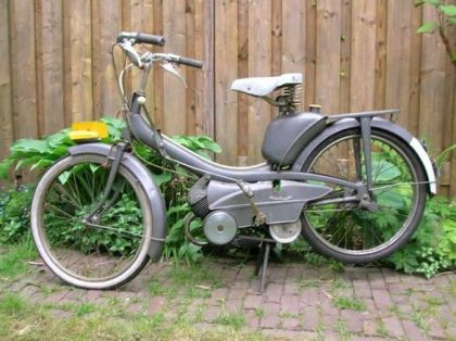 1965 Mobylette, Fiets-O-Matic