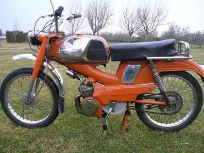 1972 Mobylette SP95