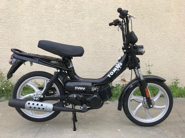 2017 Tomos Flexer, Black