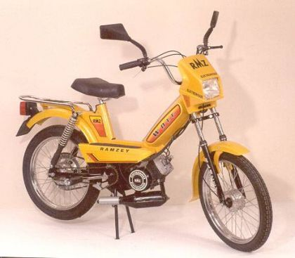 2004 Ramzey Wolf, Yellow