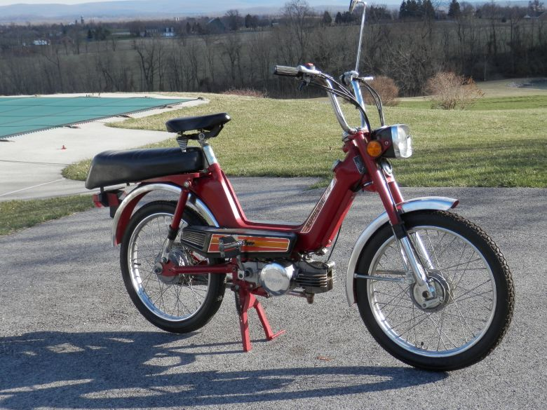 Moped photo for mopedrider8686