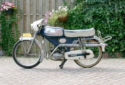 1962 Cyrus, Bleu Star 3 speed