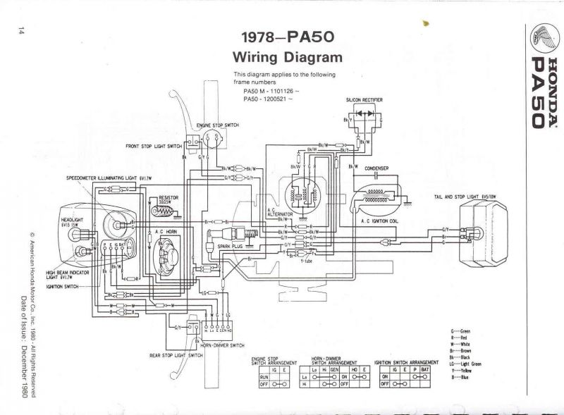 re  wiring diagram 1980 honda pa 50  u2014 moped army