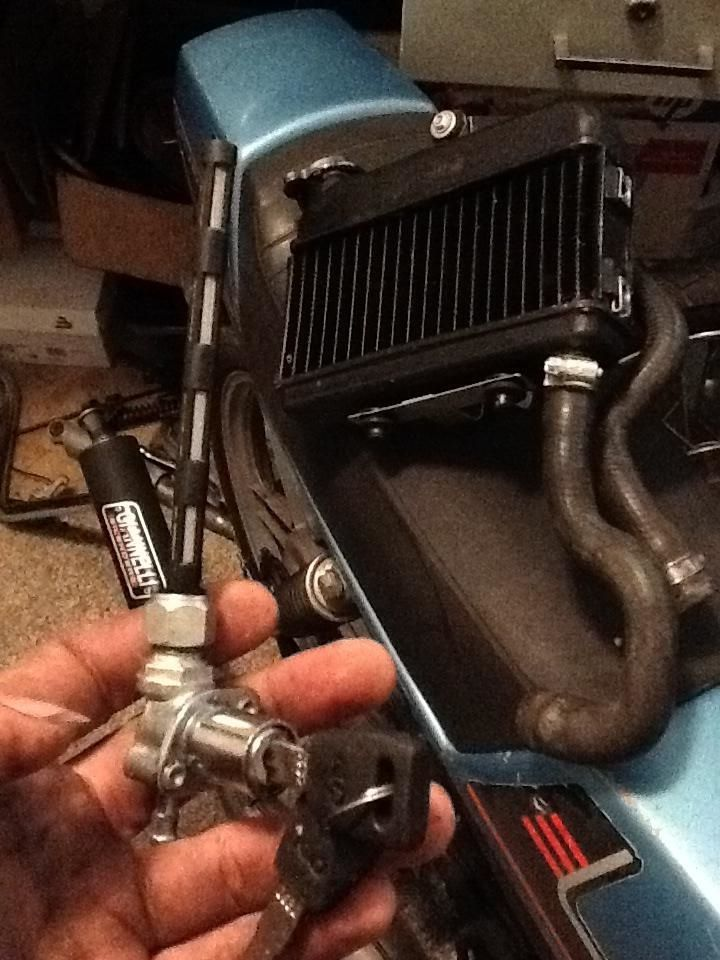 Re Fs Batavus Grand Prix W Go Fast Parts Moped Army