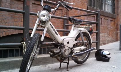 1976 Puch Maxi S