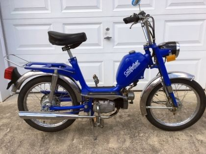 1978 Motobee Godfather, Blue