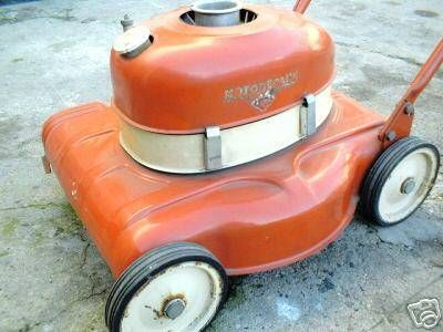 1955 Motobecane, LAWNMOWER!!