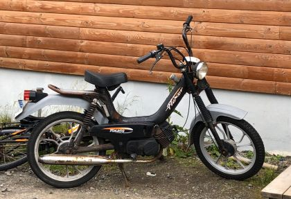 Tomos Flexer, Black