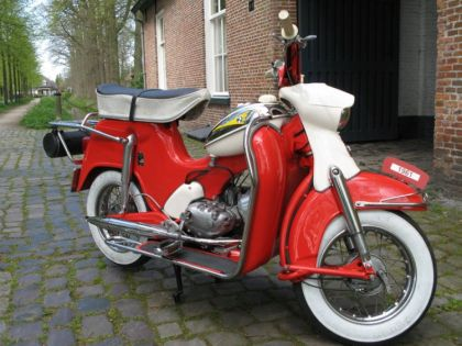 1961 Puch DS50