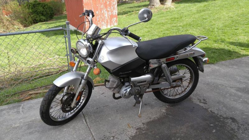 FS: 2006 Tomos Streetmate — Moped Army