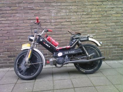 1974 Puch Maxi S