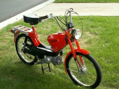 1978 J.C. Penney Swinger 2, Red