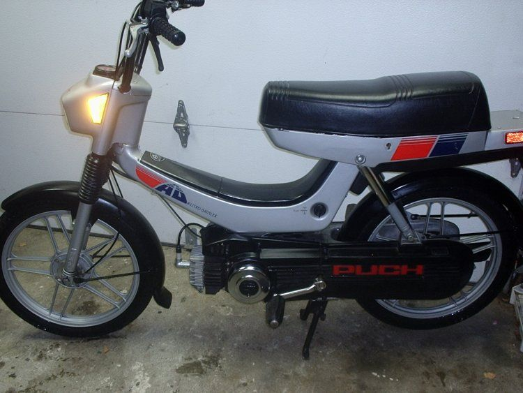 Puch Astro Daimler Two-Speed