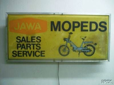 Jawa, Light-up Sign