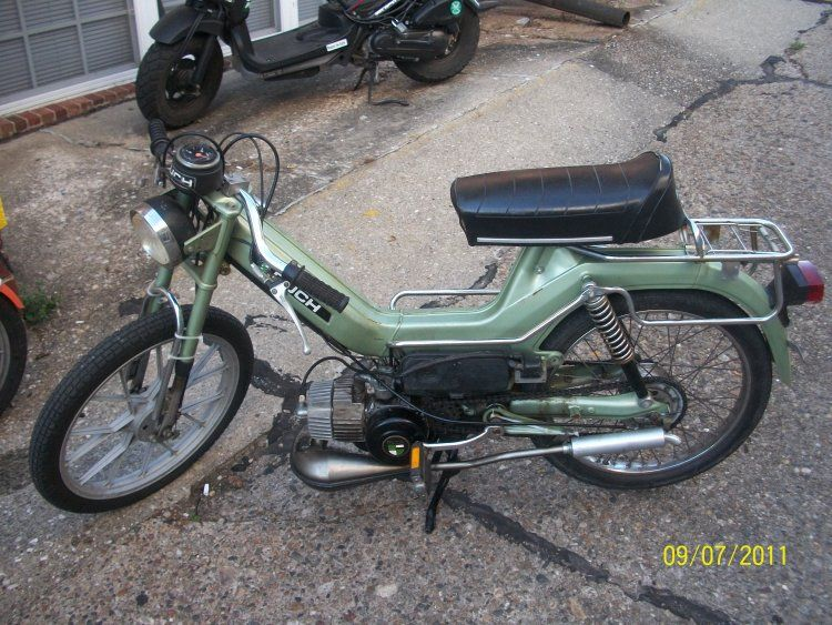 1978 Puch Maxi Sport MKII
