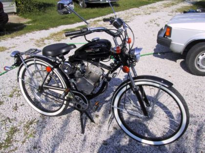 1998 Whizzer Pacemaker