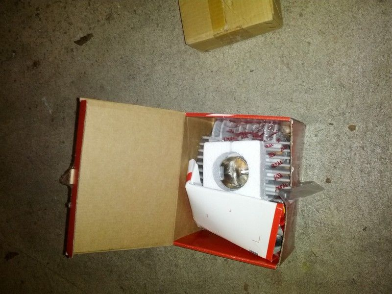 FS: Tomos A3 big bore kit / Tecnigas exhaust / Hi Comp Head
