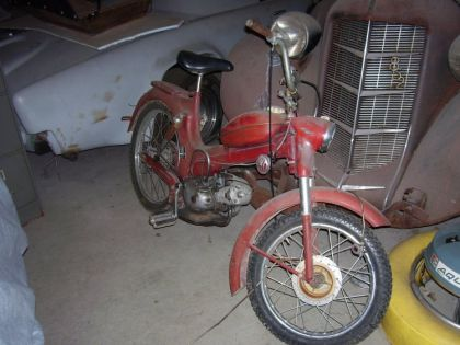 1954 Puch MS50