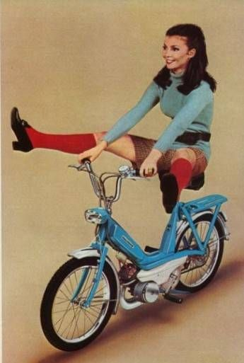 Motobecane, Legs Up