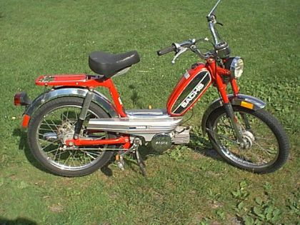 1978 Sachs, Red