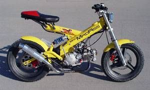 Sachs MadAss, Yellow