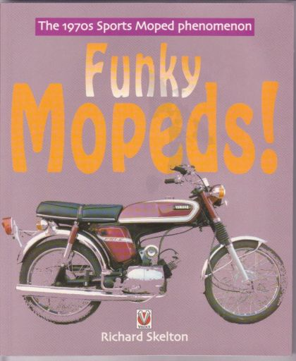 Funky Mopeds Book