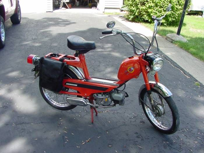 1977 Intramotor Gloria Scout