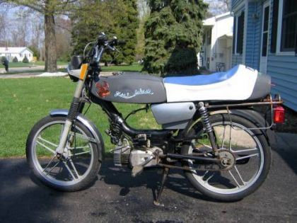1980 Motobecane Sebring, Say YES! To Michigan