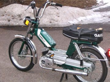 First Moped - Garelli 1978 - Need tips! — Moped Army