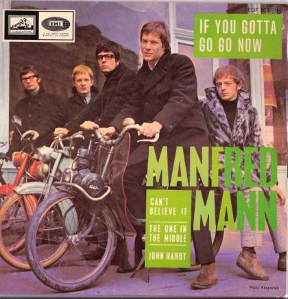 1967 Solex 2200, Manfred Mann record cover
