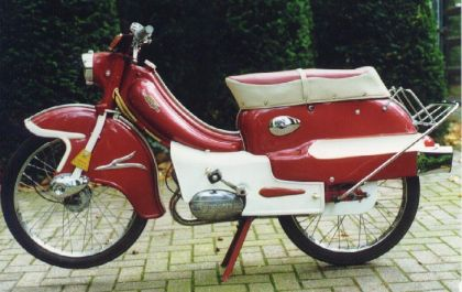 1959 Flandria, Red