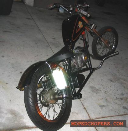 2004 Robin, Chopper