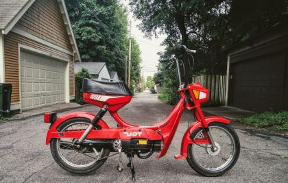 Puch Dart, Red
