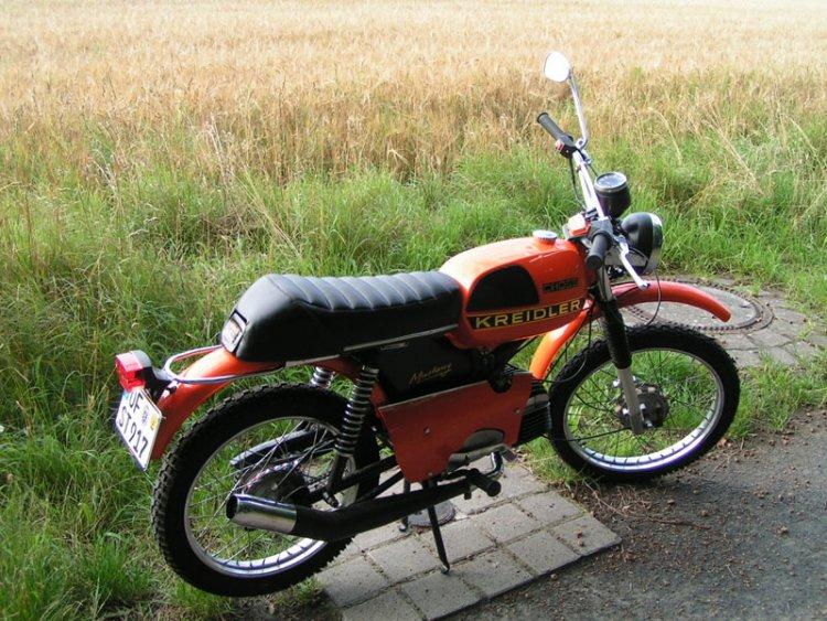 1974 Kreidler Florett Moped Photos Moped Army