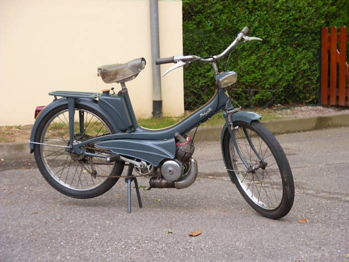 1961 Mobylette AV42 | Moped Photos — Moped Army